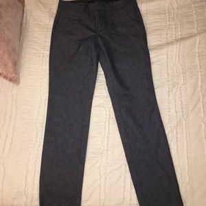 Banana republic grayish blue pants